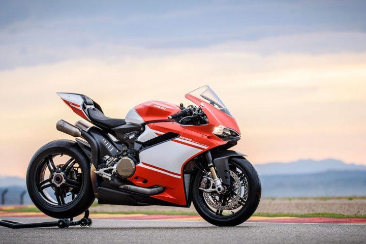 [Spy shot] Ducati 1299 Superleggera ที่สุดของความเบาและความหล่อ