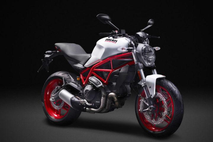 ปีศาจรหัสใหม่ Ducati Monster 797 2017 [EICMA2016]