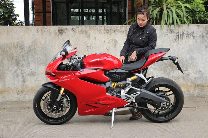 รีวิว Ducati 959 Panigale จากการขี่จริง!